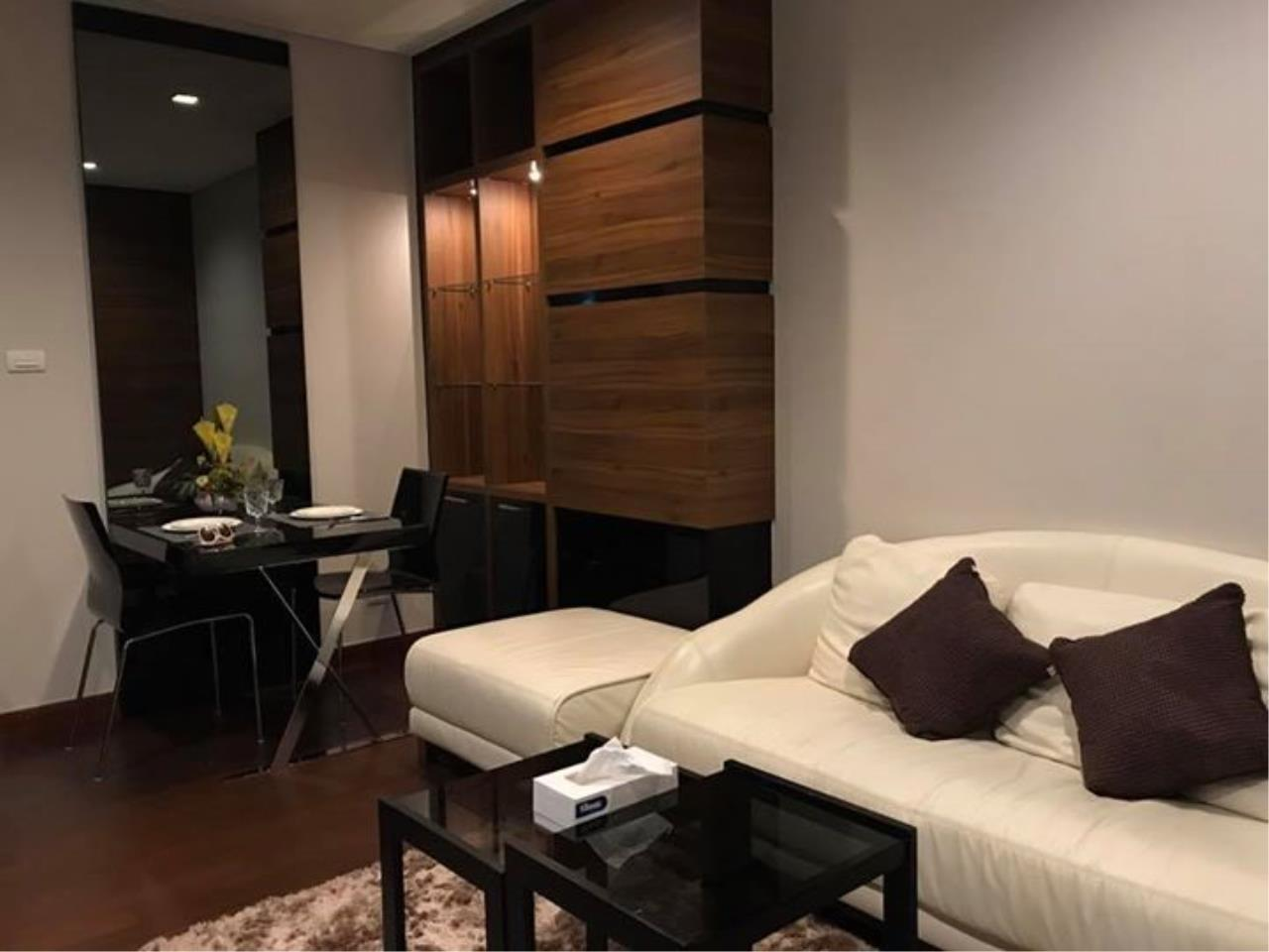 Quality Life Property Agency's S A L E & R E N T !! [ IVY THONGLOR ] Studio 35.63 Sq.m. New Decoration !! 3