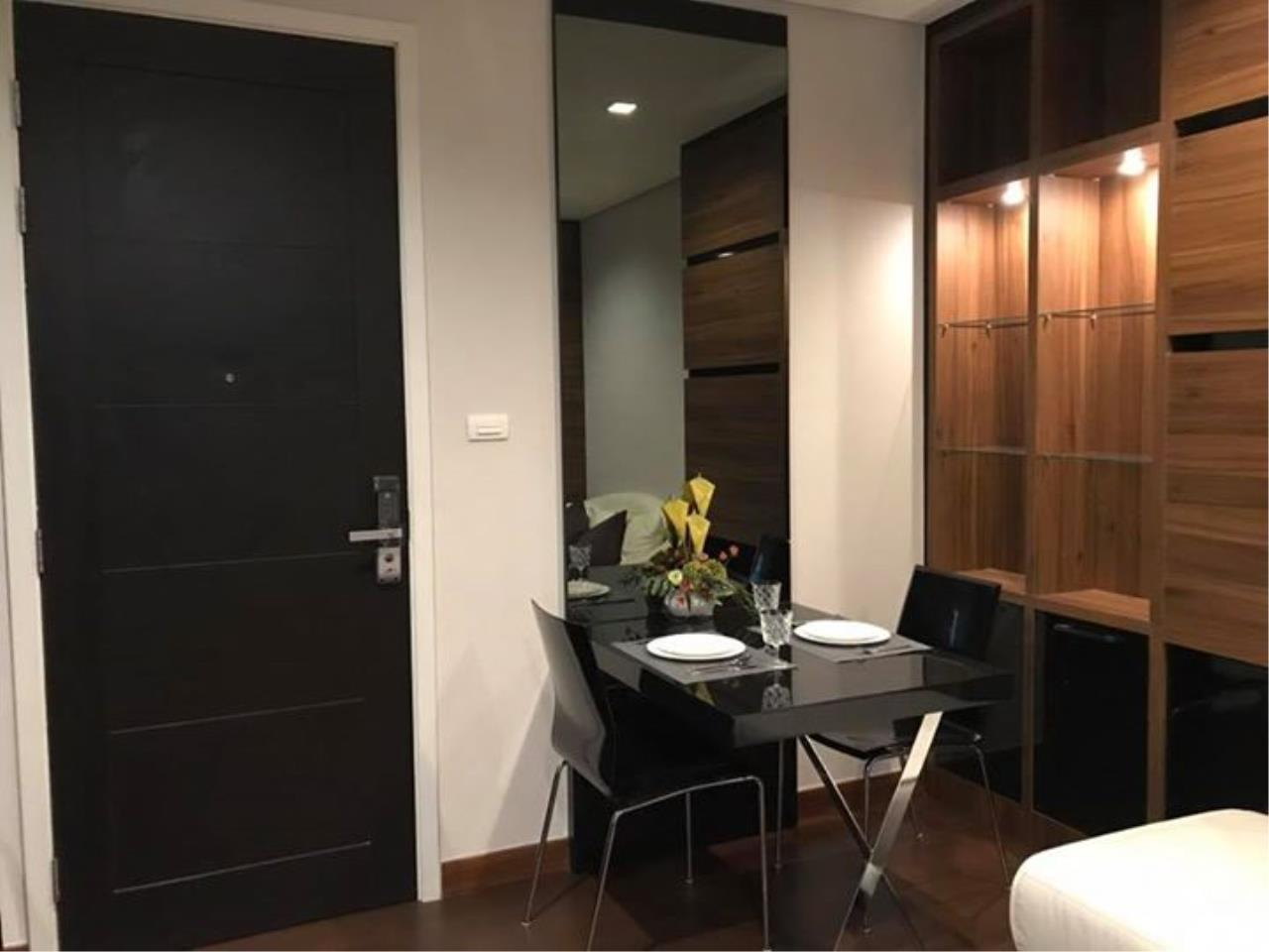 Quality Life Property Agency's S A L E & R E N T !! [ IVY THONGLOR ] Studio 35.63 Sq.m. New Decoration !! 4