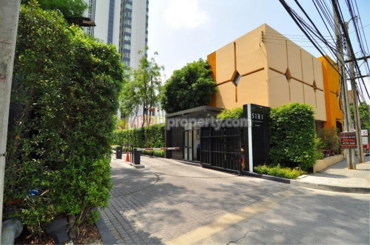 Quality Life Property Agency's +++Condo For Rent At Siri @ Sukhumvit , 2 Bedrooms  2