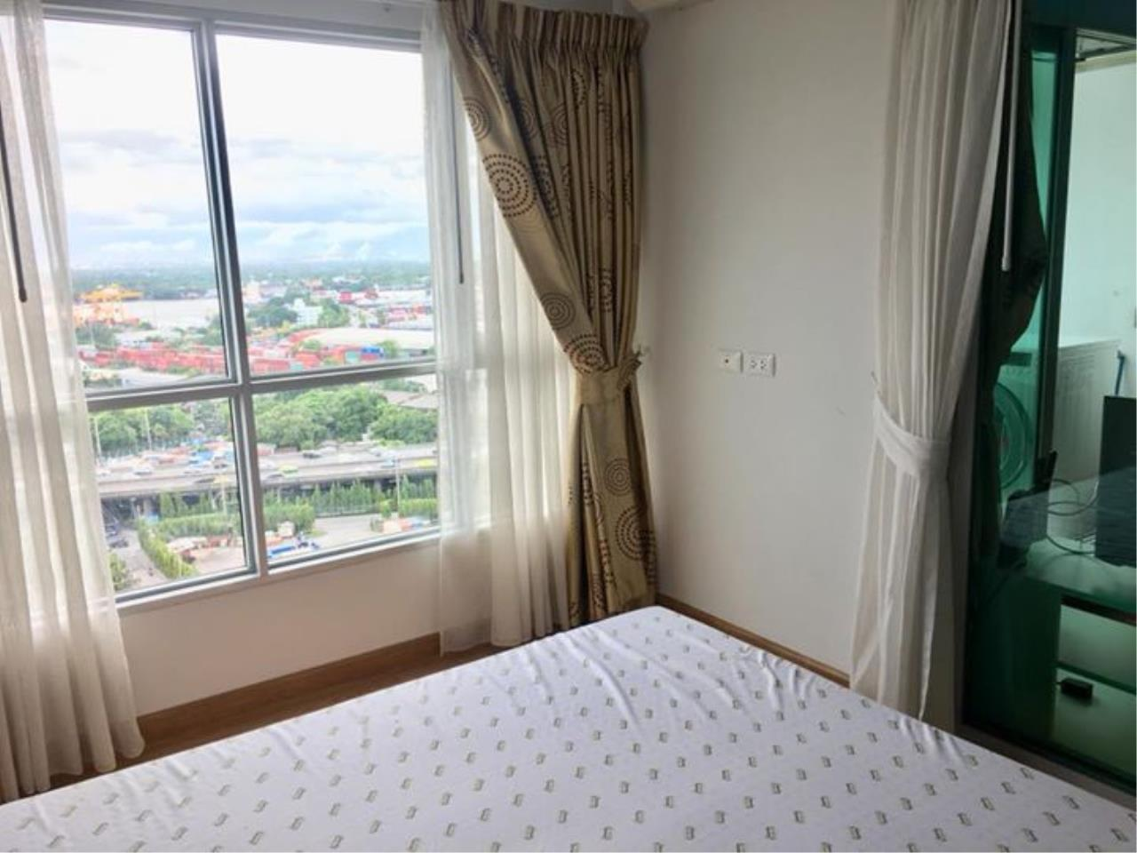 Quality Life Property Agency's S A L E !! ASPIRE RAMA 4 1BR 28 SQ.M. HIGH FLOOR, RIVER VIEW 3