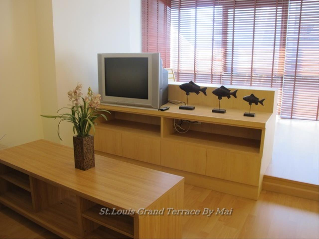 Quality Life Property Agency's For Rent Condo At St. Louis Grand Terrace 1 Bedroom 1 | 17 Floor 18, 000 THB / MONTH 2