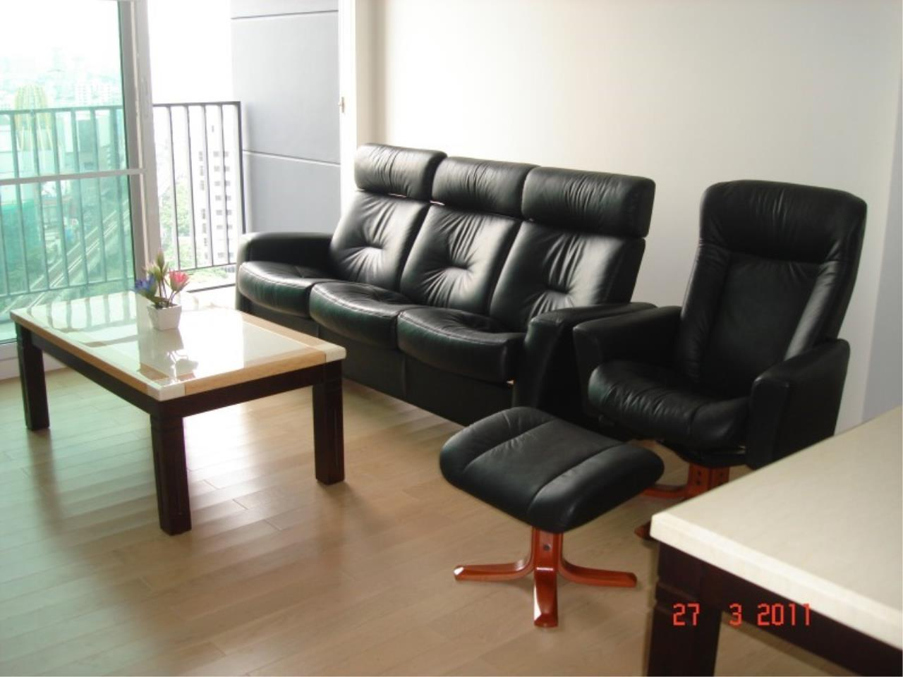 Quality Life Property Agency's ***HOT***+++Condo For Rent At Siri @ Sukhumvit , 1 Bedrooms , 2
