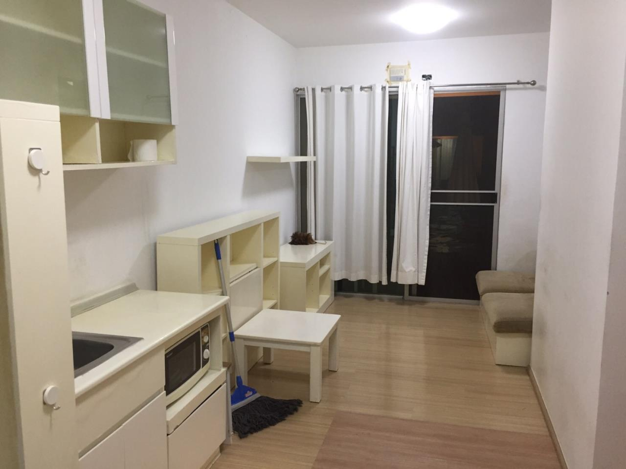 Quality Life Property Agency's SALE ! A Space Asoke-Ratchada 1 Bedroom 1