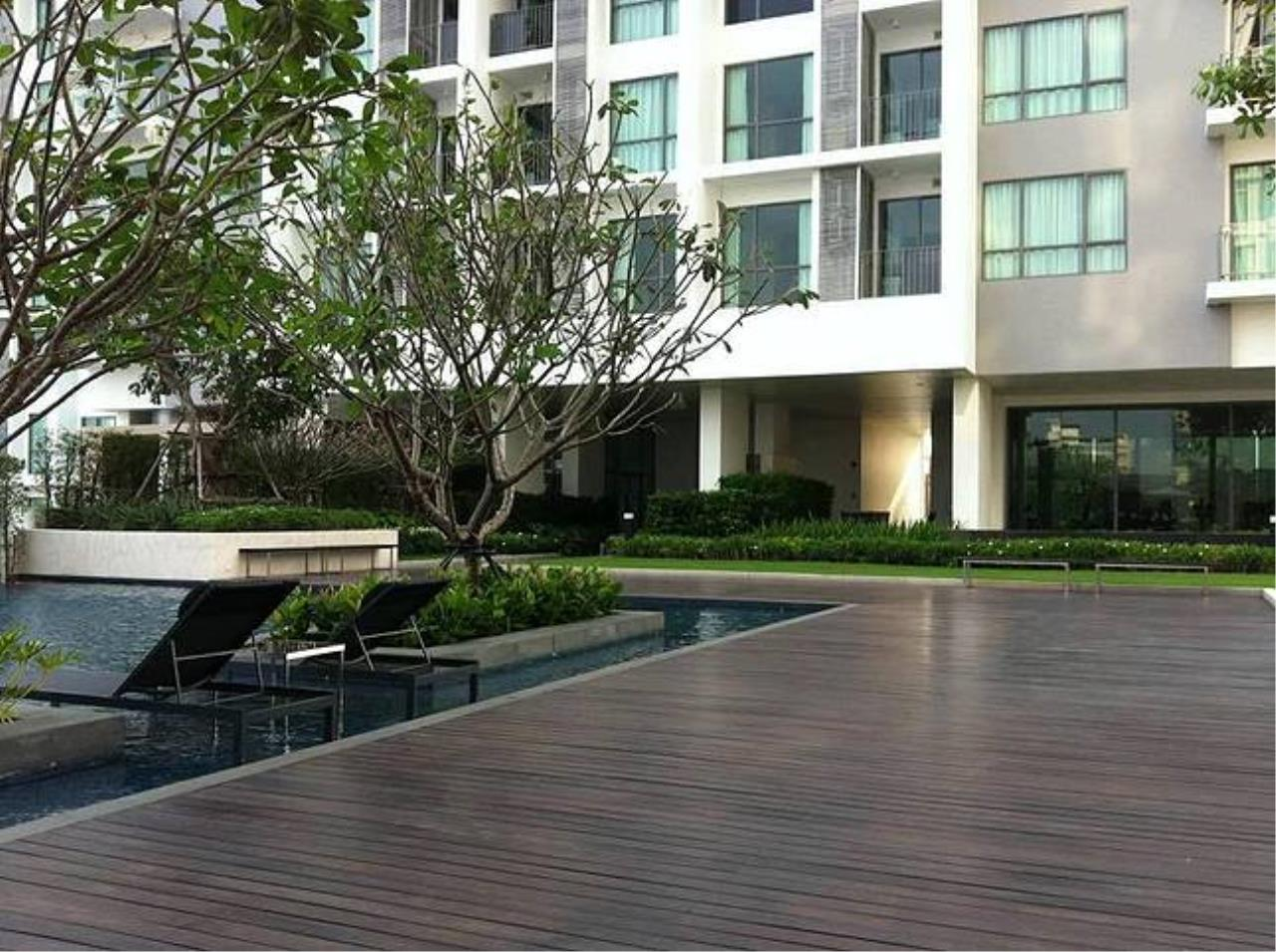 Quality Life Property Agency's S A L E & R E N T ! The Room Sukhumvit 62 | 1 BED 1 BATH | 41.23 SQ. M. 1