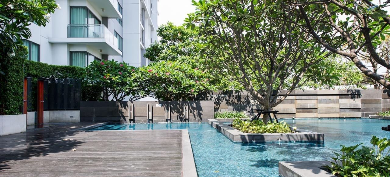 Quality Life Property Agency's S A L E & R E N T ! The Room Sukhumvit 62 | 1 BED 1 BATH | 41.23 SQ. M. 2