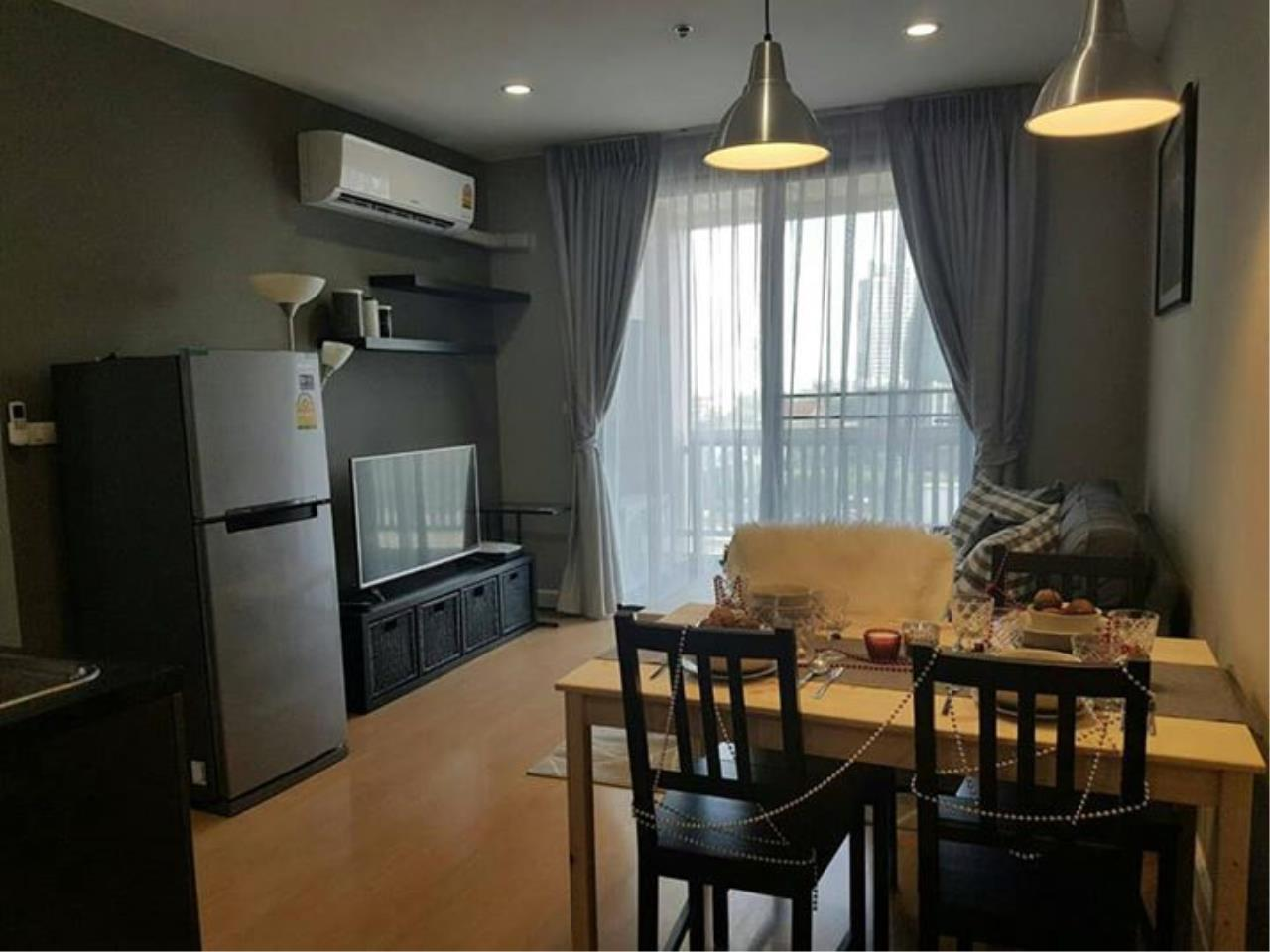 Quality Life Property Agency's S A L E & R E N T !! << VISTA GARDEN >> 1BR 48 SQ.M. TOWER B 3