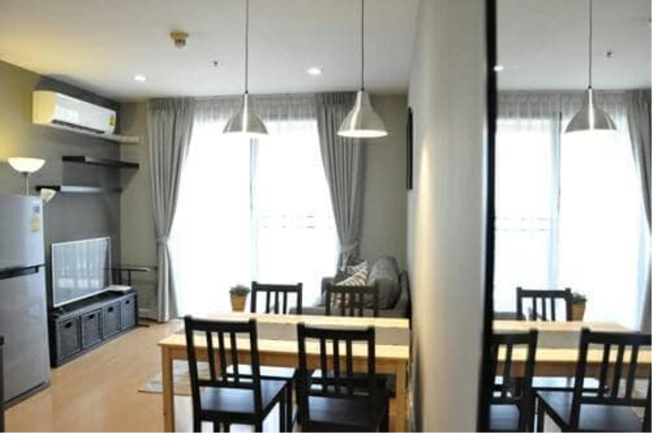 Quality Life Property Agency's S A L E & R E N T !! << VISTA GARDEN >> 1BR 48 SQ.M. TOWER B 4