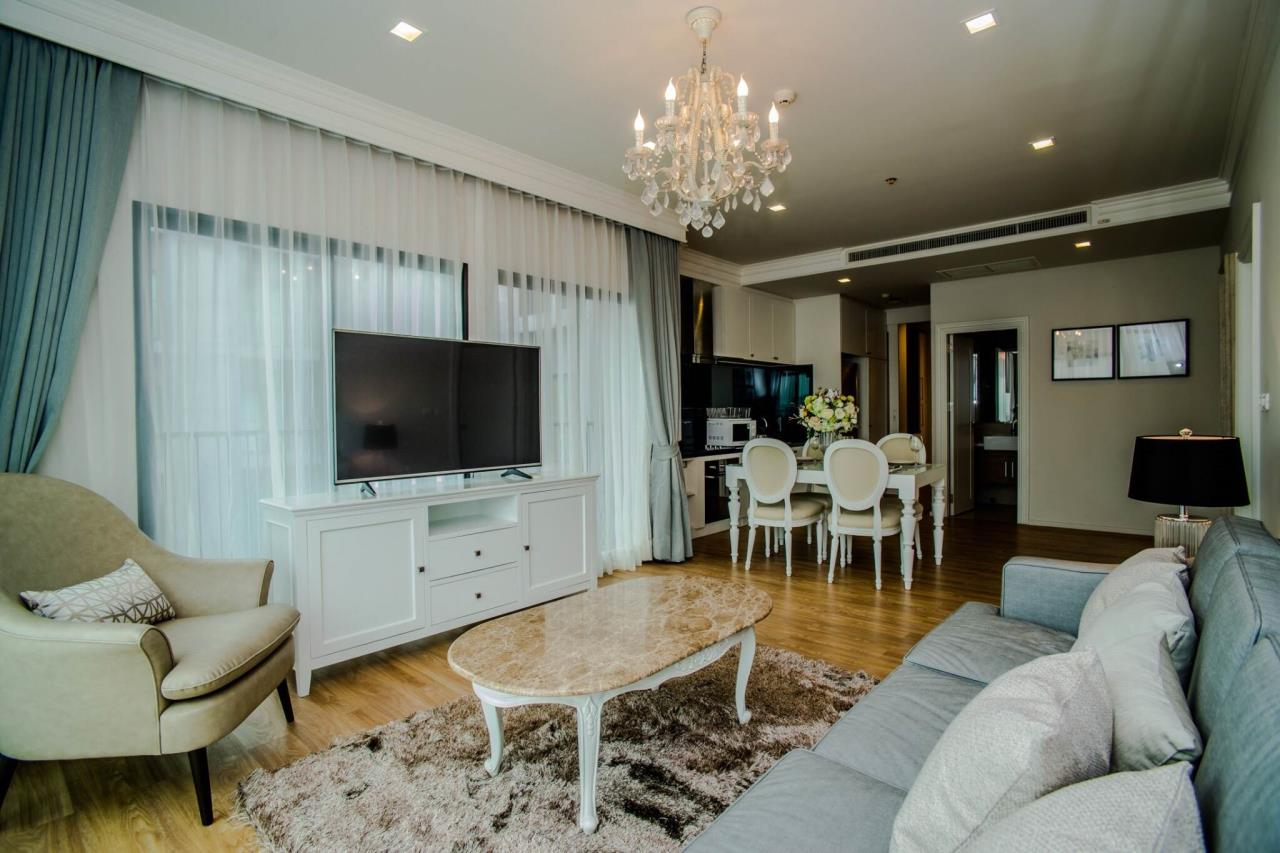 Quality Life Property Agency's S A L E & R E N T !! << NOBLE REVEAL >> 2BR 87 SQ.M. HIGH FLOOR, FACING 3 SIDES 3