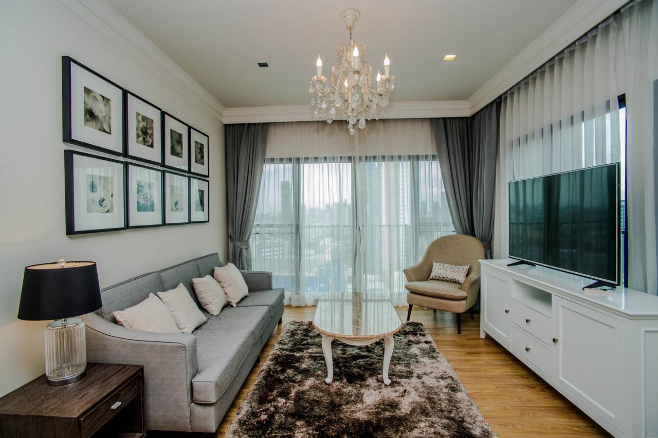 Quality Life Property Agency's S A L E & R E N T !! << NOBLE REVEAL >> 2BR 87 SQ.M. HIGH FLOOR, FACING 3 SIDES 2