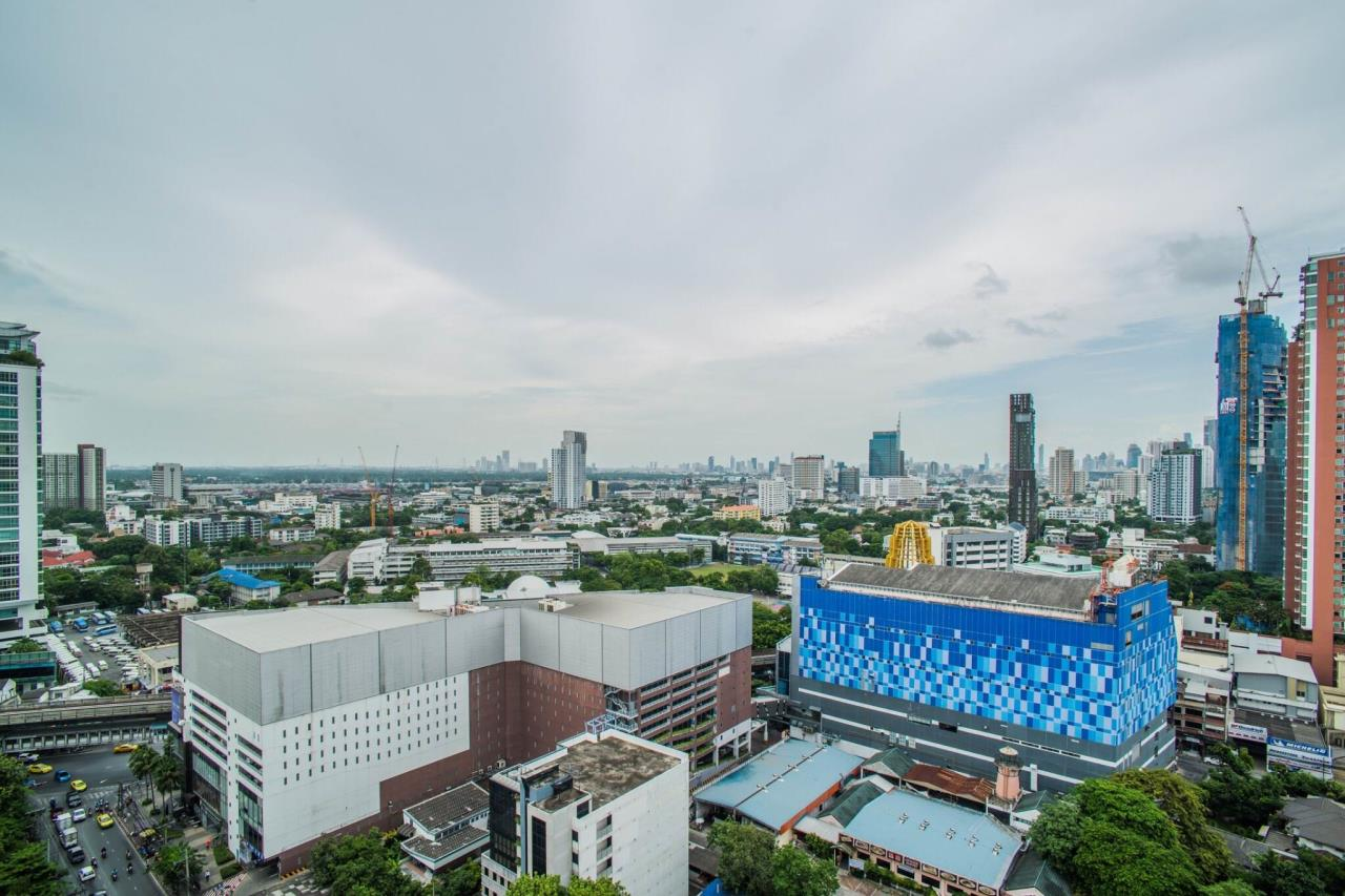 Quality Life Property Agency's S A L E & R E N T !! << NOBLE REVEAL >> 2BR 87 SQ.M. HIGH FLOOR, FACING 3 SIDES 16