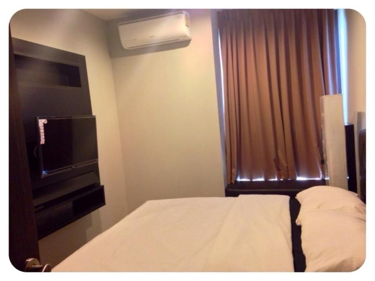 Quality Life Property Agency's S A L E  WITH TENANT!! < RHYTHM SUKHUMVIT 44/1 > 1BR 35 SQ.M.  5