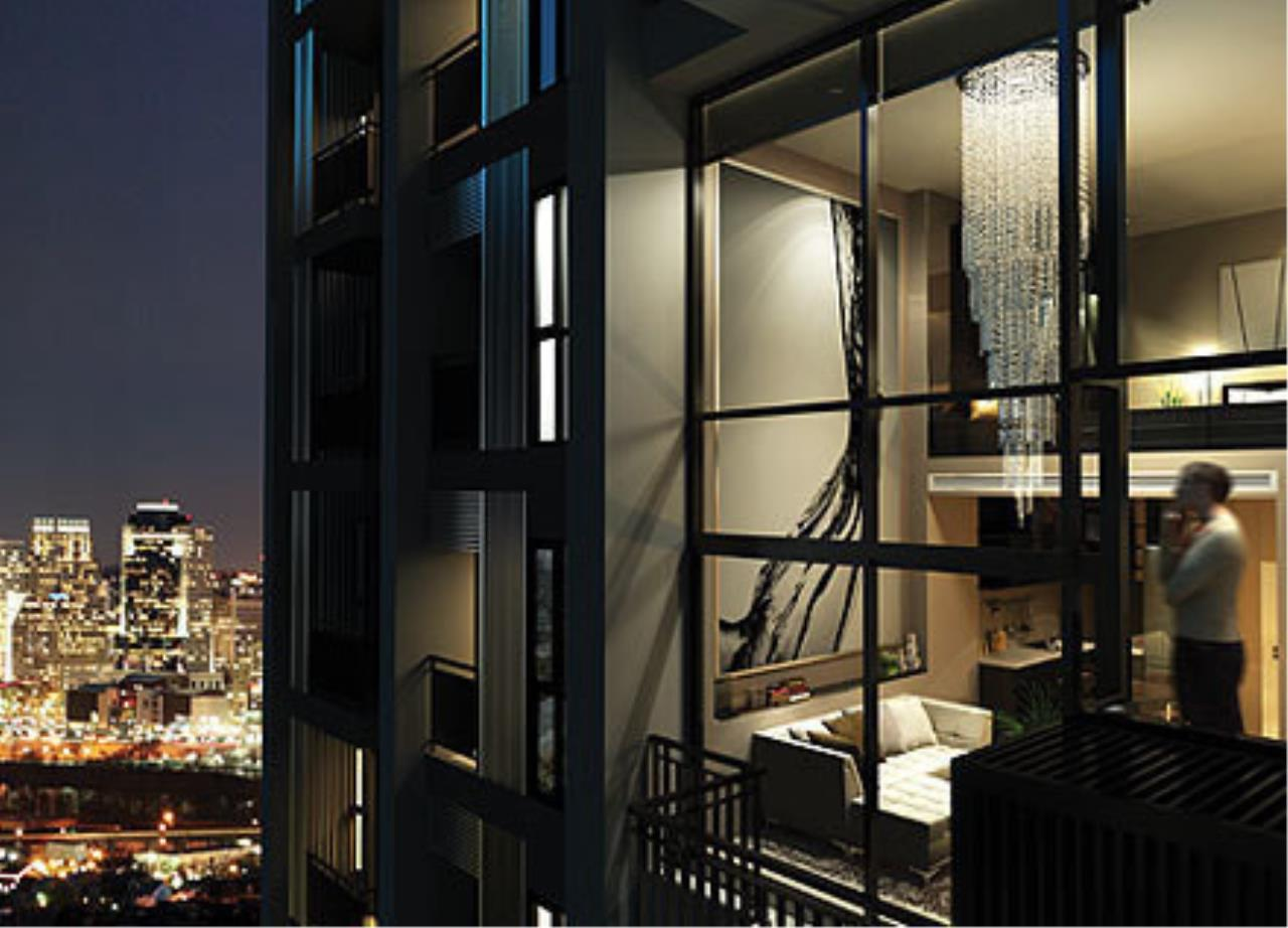 Quality Life Property Agency's S A L E  WITH TENANT!! < RHYTHM SUKHUMVIT 44/1 > 1BR 35 SQ.M.  8