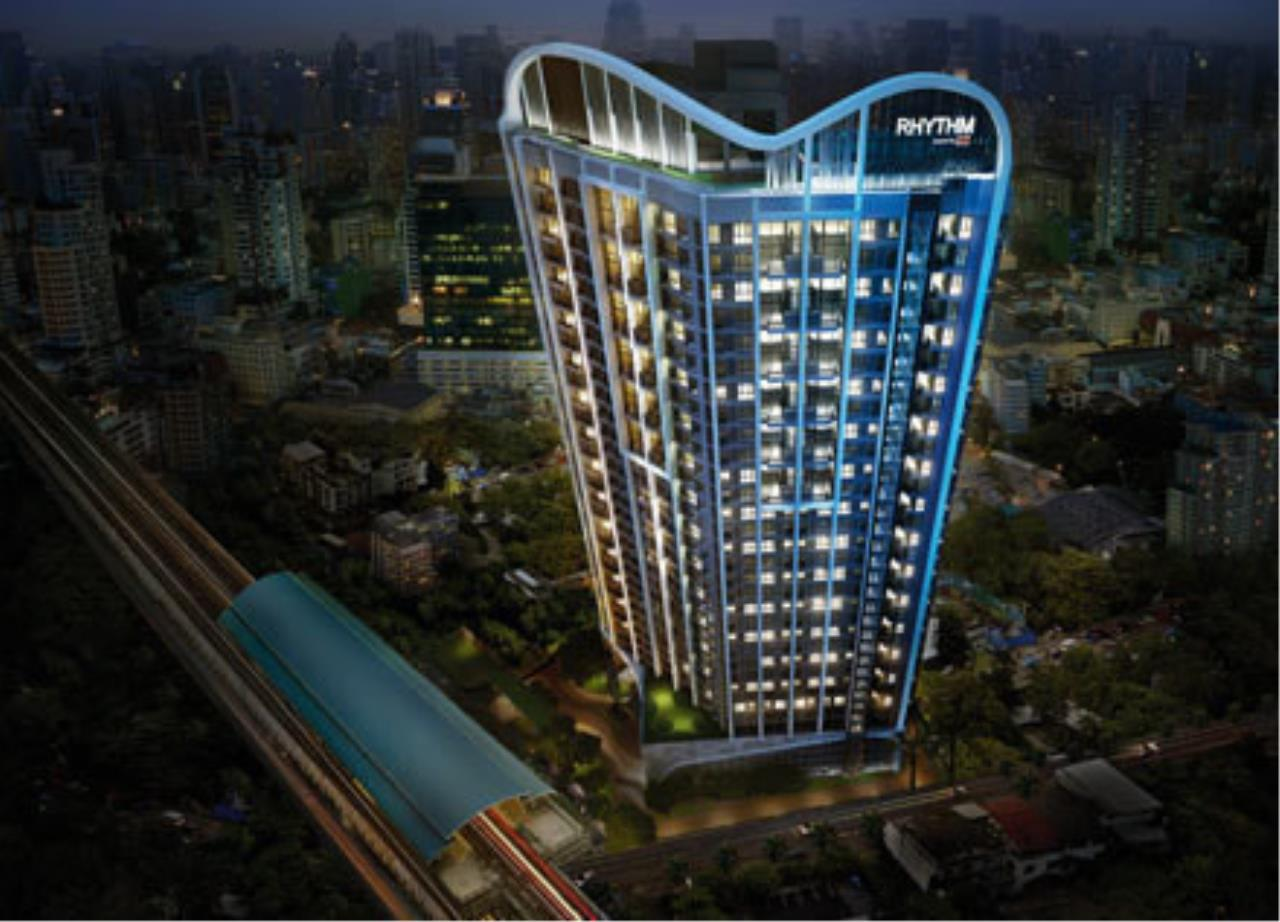 Quality Life Property Agency's S A L E  WITH TENANT!! < RHYTHM SUKHUMVIT 44/1 > 1BR 35 SQ.M.  9