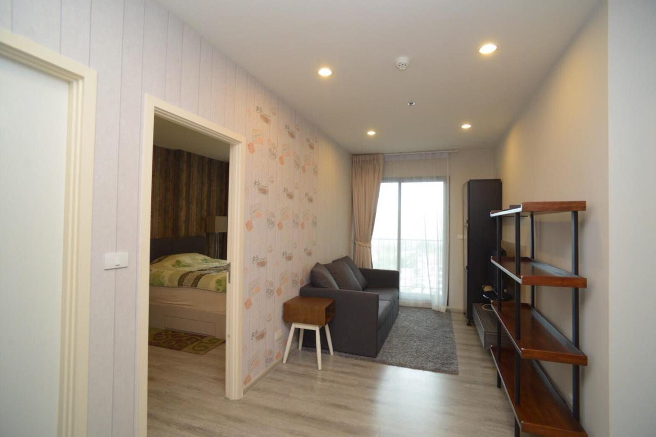 Quality Life Property Agency's S A L E & R E N T !! << CENTRIC ARI STATION >> 1BR 40 SQ.M. HIGH FLOOR 2