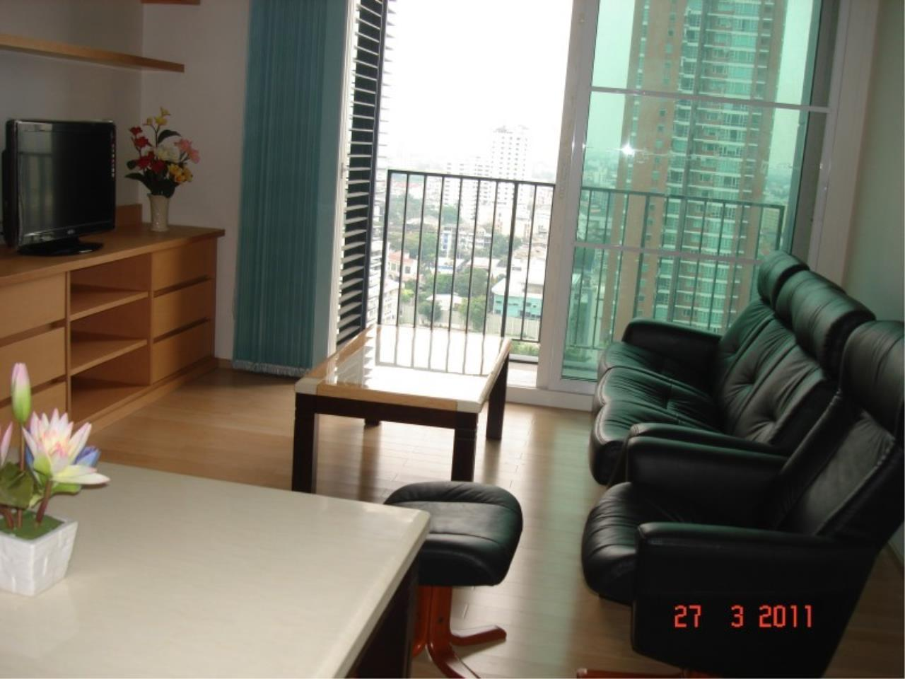Quality Life Property Agency's Siri At Sukhumvit 2 Bed For Rent Or Buy. 1