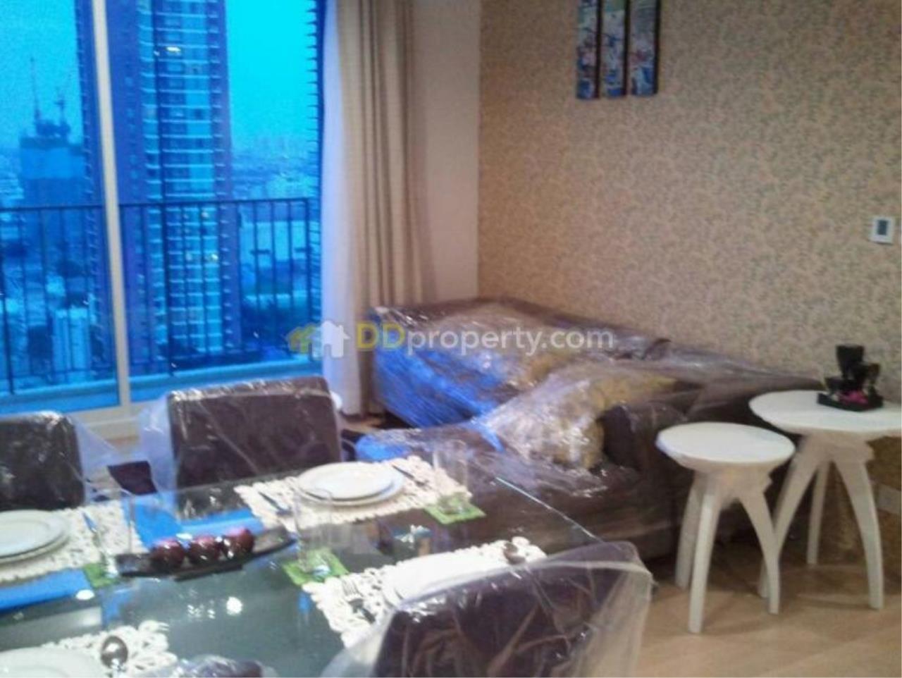 Quality Life Property Agency's Rent New Condo Siri At Sukhumvit Condominium 3