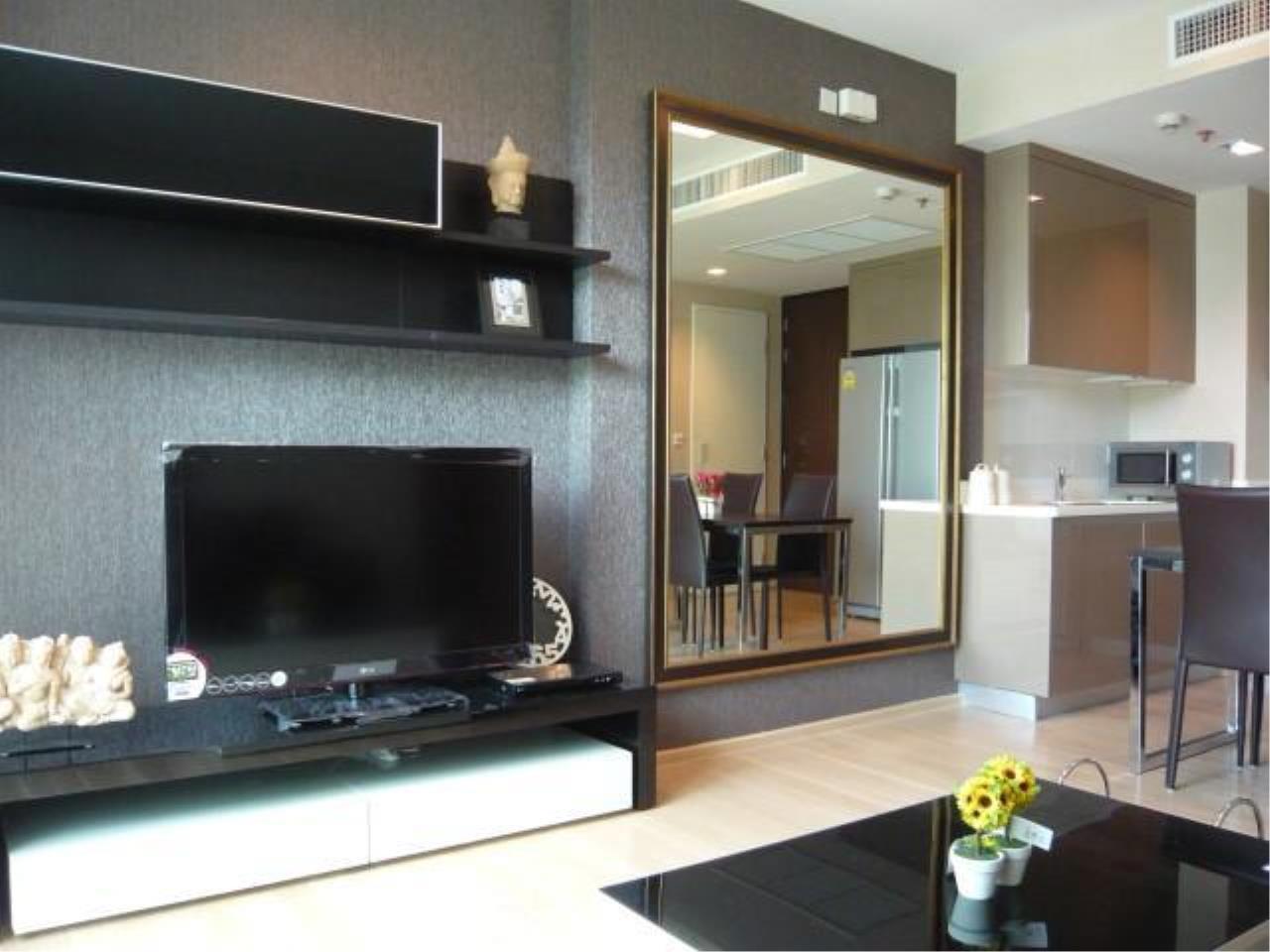 Quality Life Property Agency's Rent New Condo Siri At Sukhumvit Condominium 1