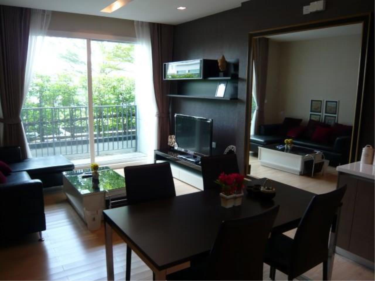 Quality Life Property Agency's Rent New Condo Siri At Sukhumvit Condominium 2