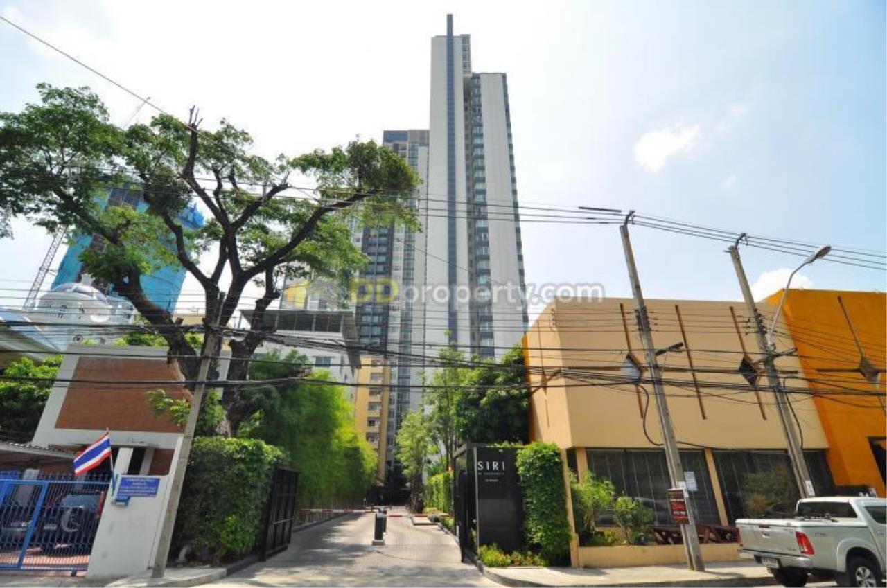 Quality Life Property Agency's R E N T ! SIRI AT SUKHUMVIT | 1 ROOM 1 BATH | 51 SQ. M 3