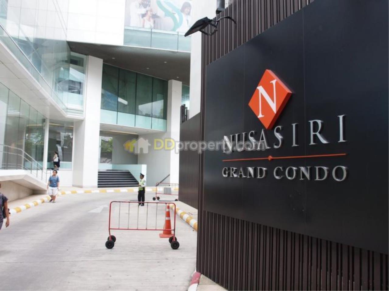 Quality Life Property Agency's *** HOT NEW **** NUSASIRI GRAND | STUDIO 1 BATH | 80 SQ. M. *** FOR RENT *** 2