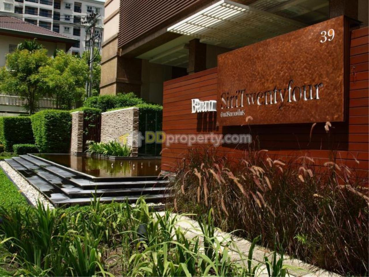 Quality Life Property Agency's Baan For Rent Codo BaanSiri 24, Corner Unit Wide Area On High Floor 1