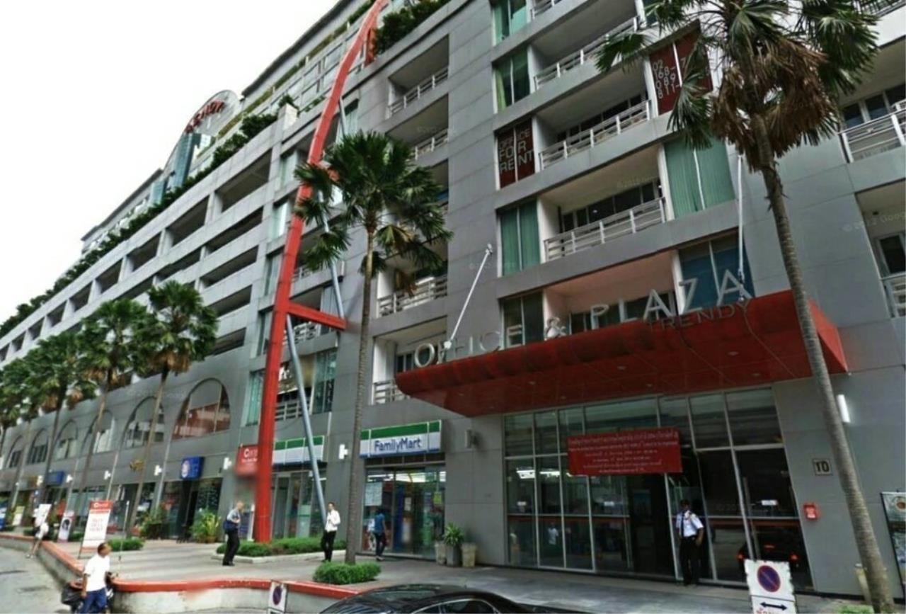 Quality Life Property Agency's 1-Bedroom Condo For Rent The Trendy Condominium 1