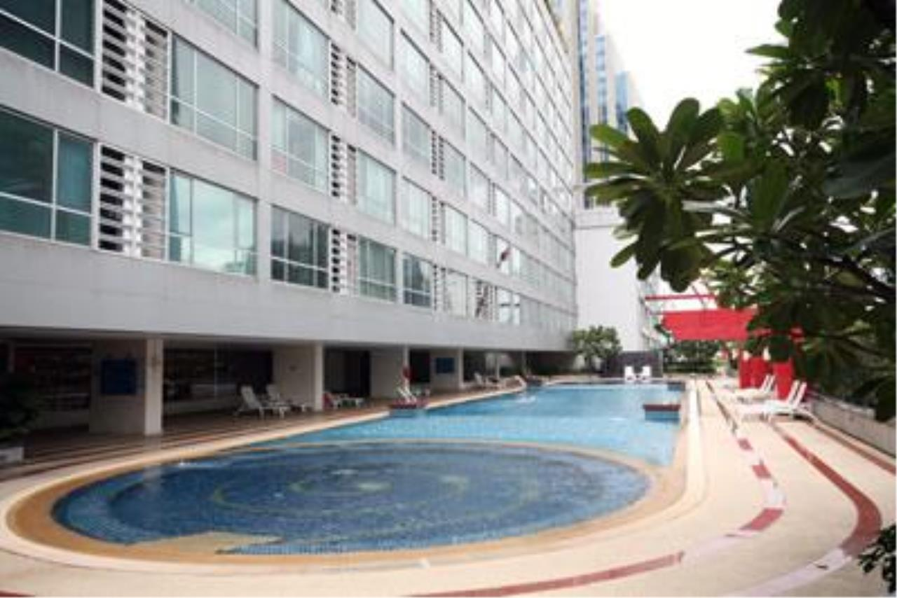 Quality Life Property Agency's For Rent Condo  1 Bedroom  At The Trendy Condominium , Many Units Available Here 1