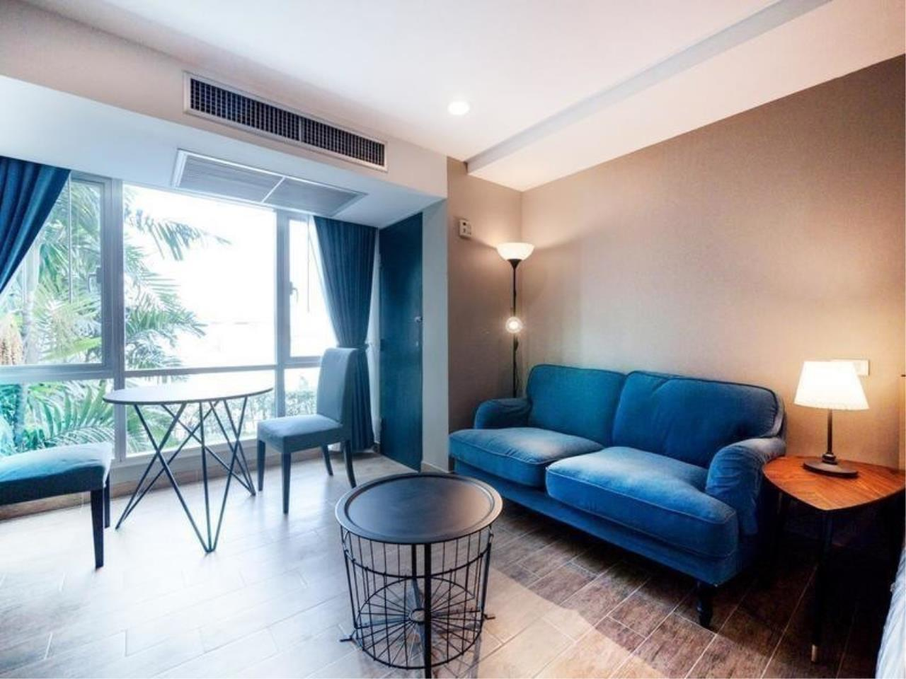 Quality Life Property Agency's For Rent Condo  1 Bedroom  At The Trendy Condominium , Many Units Available Here 2