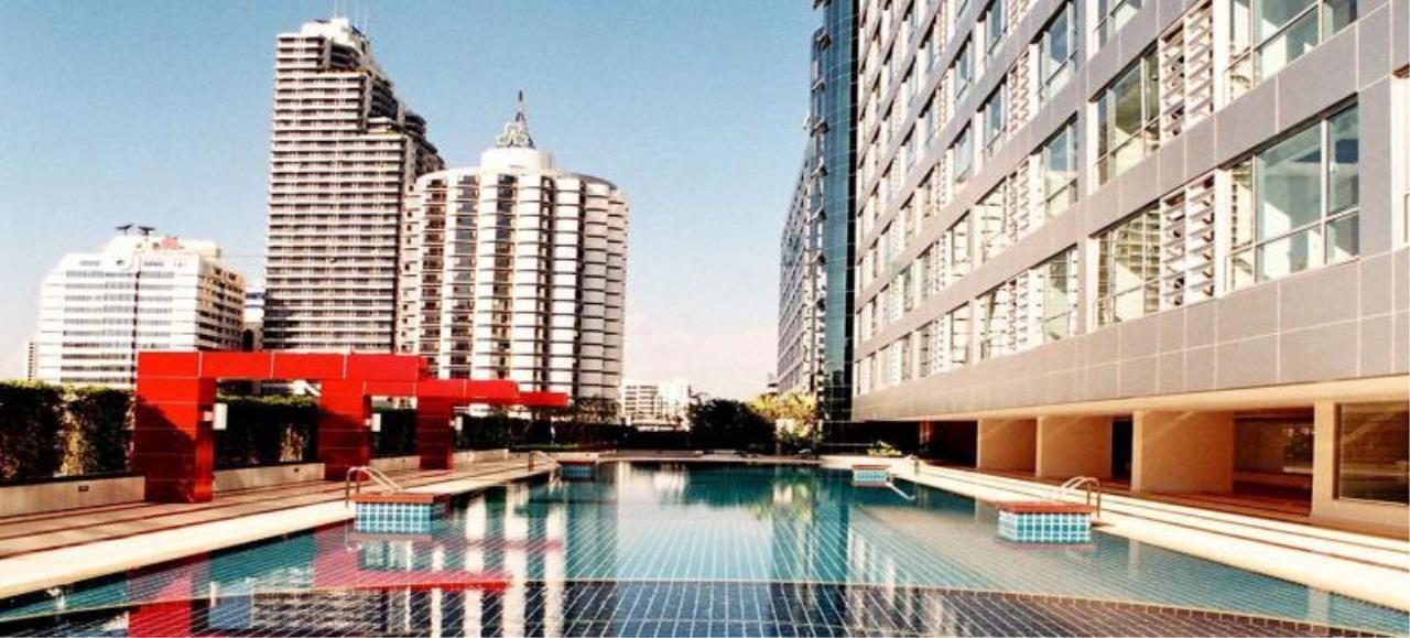 Quality Life Property Agency's For Rent Condo  1 Bedroom  At The Trendy Condominium , Many Units Available Here 4