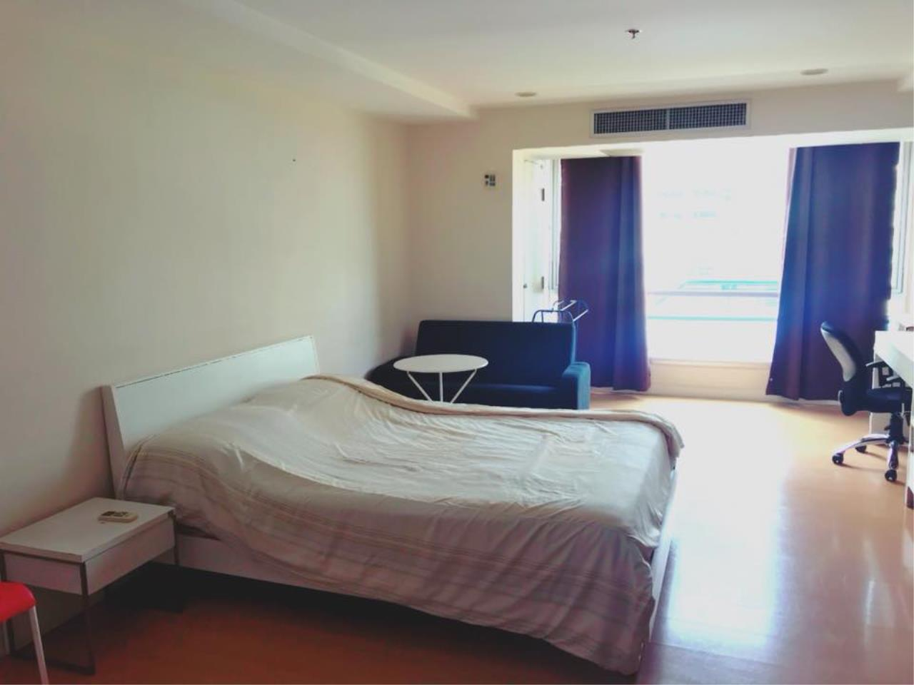 Quality Life Property Agency's **** For Rent*******  At The Trendy Condominium , Wide Area, Facing East , Floor 1x , Fully Furnished Ready To Move In 3
