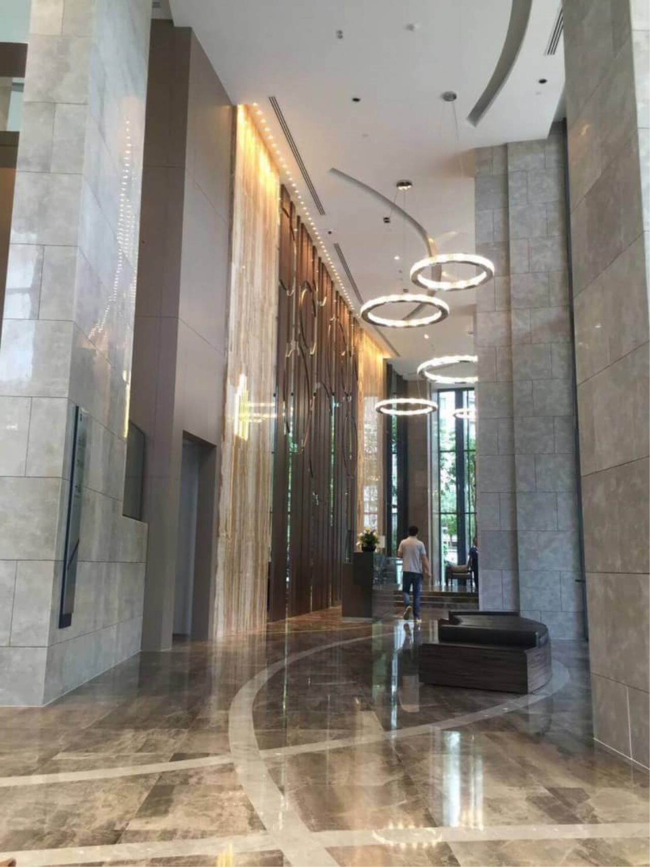 Quality Life Property Agency's S A L E & R E N T !! [ THE LUMPINI 24 ] 1 BR 26.22 Sq.m. Amazing View & Nice Decoration !! 18