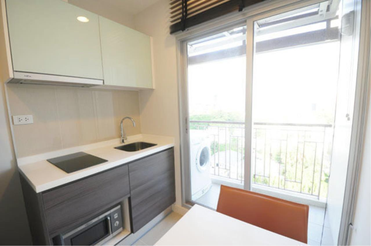 Quality Life Property Agency's S A L E & R E NT !! [ CENTRIC SATHORN - SAINT LOUIS ] 1 BR 37 SQ.M. Nice Decoration 2