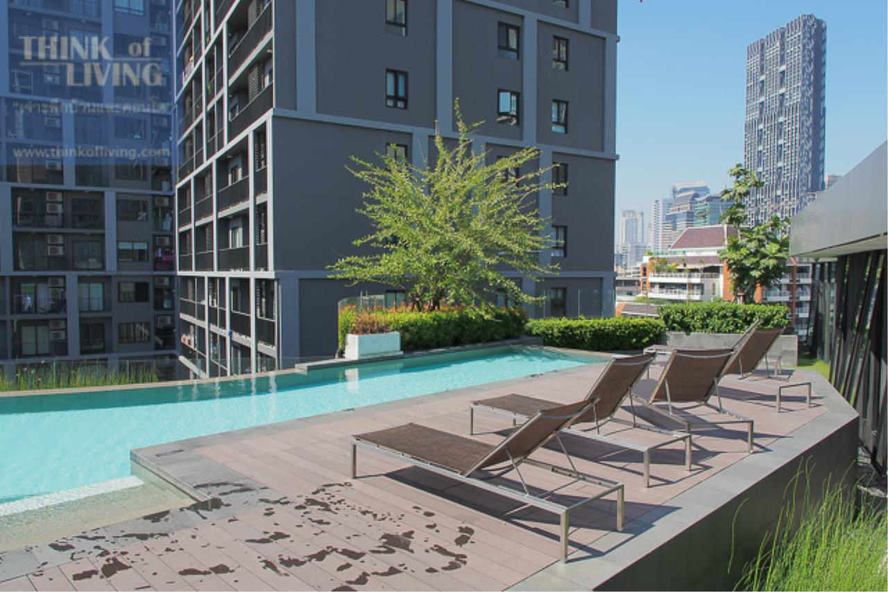 Quality Life Property Agency's The seed mingle sathorn   [ for sale ]  2