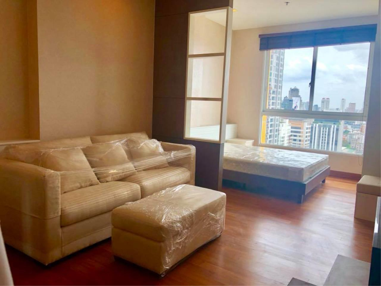 Quality Life Property Agency's S A L E !! || IVY SATHORN 10|| 1BR 33.64 Sq.m. NEW UNIT!! 2