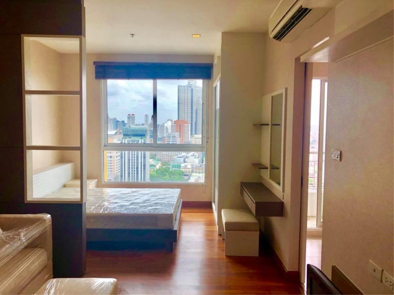 Quality Life Property Agency's S A L E !! || IVY SATHORN 10|| 1BR 33.64 Sq.m. NEW UNIT!! 3