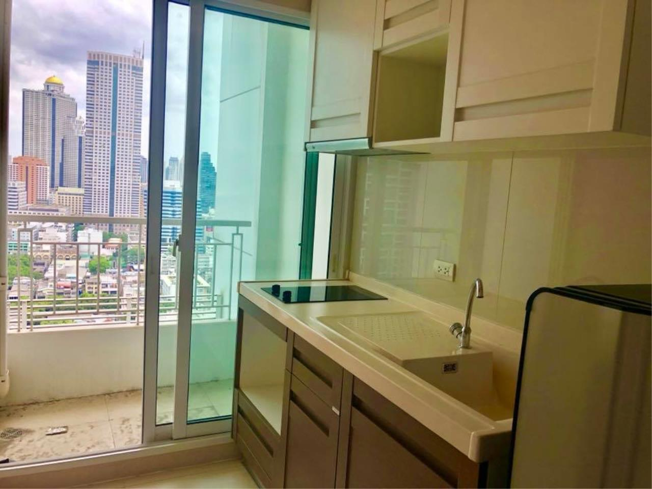 Quality Life Property Agency's S A L E !! || IVY SATHORN 10|| 1BR 33.64 Sq.m. NEW UNIT!! 9