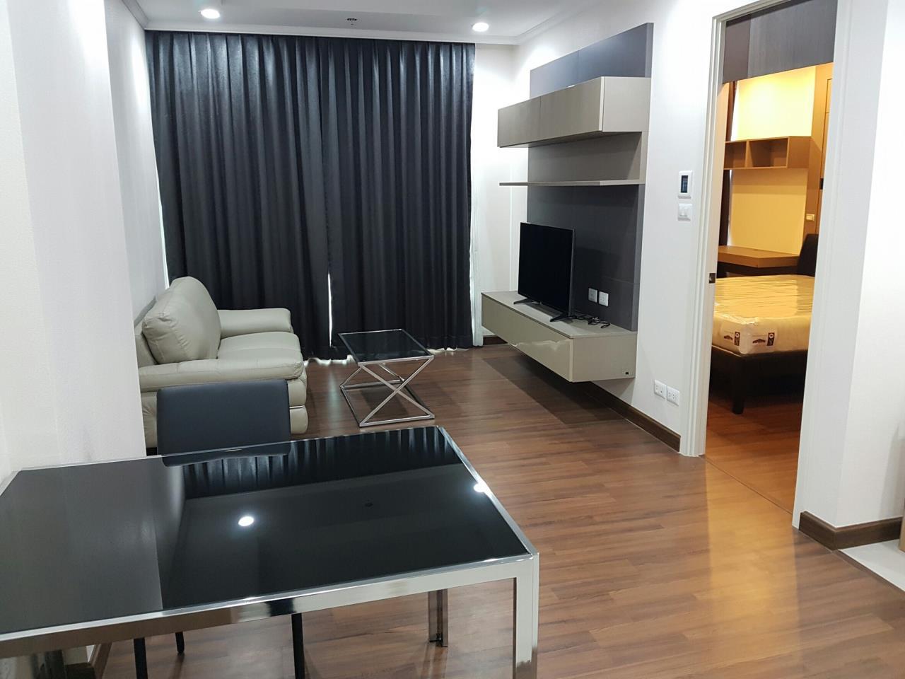 Quality Life Property Agency's supalai elite sathorn-suanplu [ FOR RENT / SALE] 1