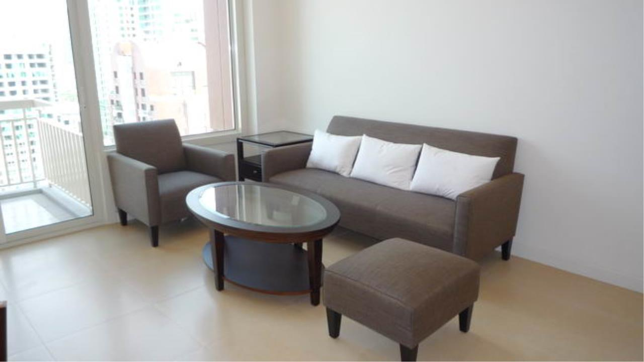 Quality Life Property Agency's FOR RENT!! Manhattan Chidlom / 1 Bedroom / 20 Floor 3