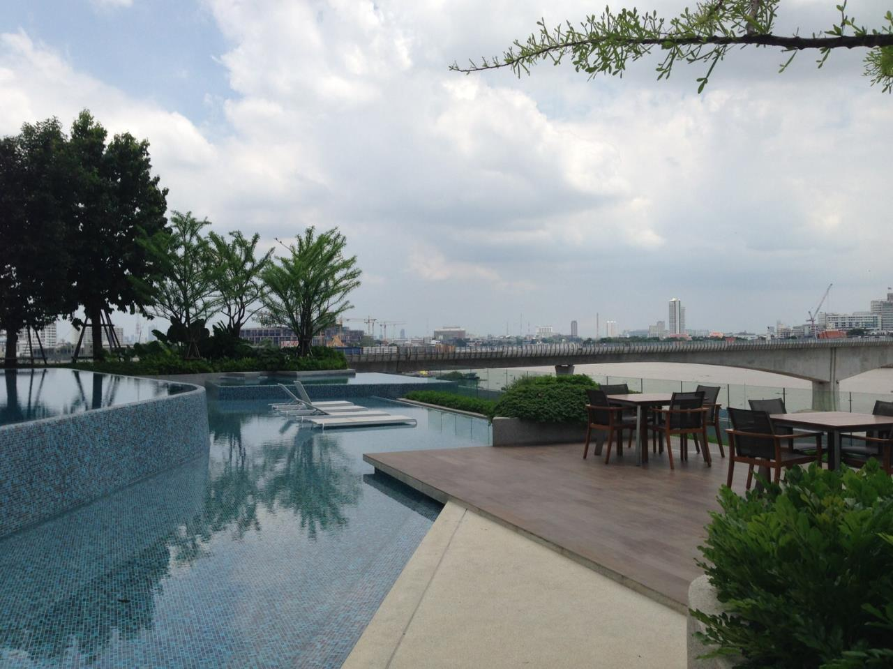 Quality Life Property Agency's FOR RENT!! 333 Riverside / 1 Bedroom / 20 Floor 14