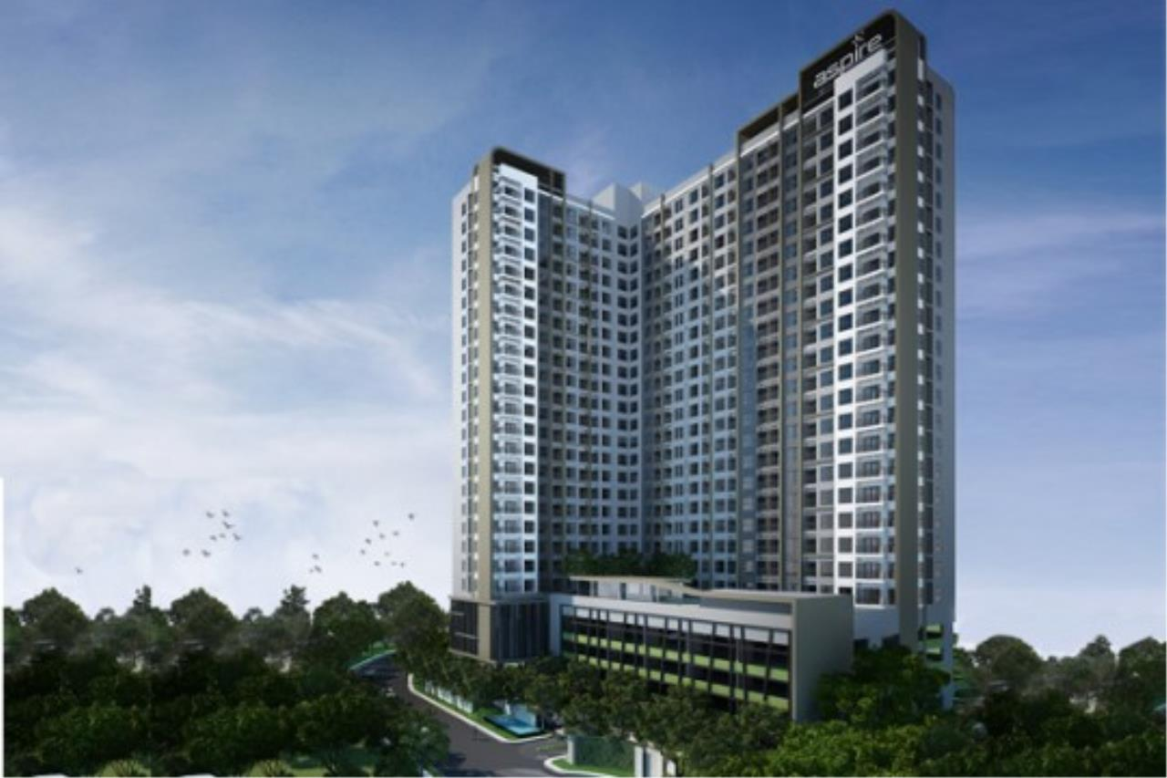 Quality Life Property Agency's Aspire  Sathorn - Thaphra  [For  RENT] 1