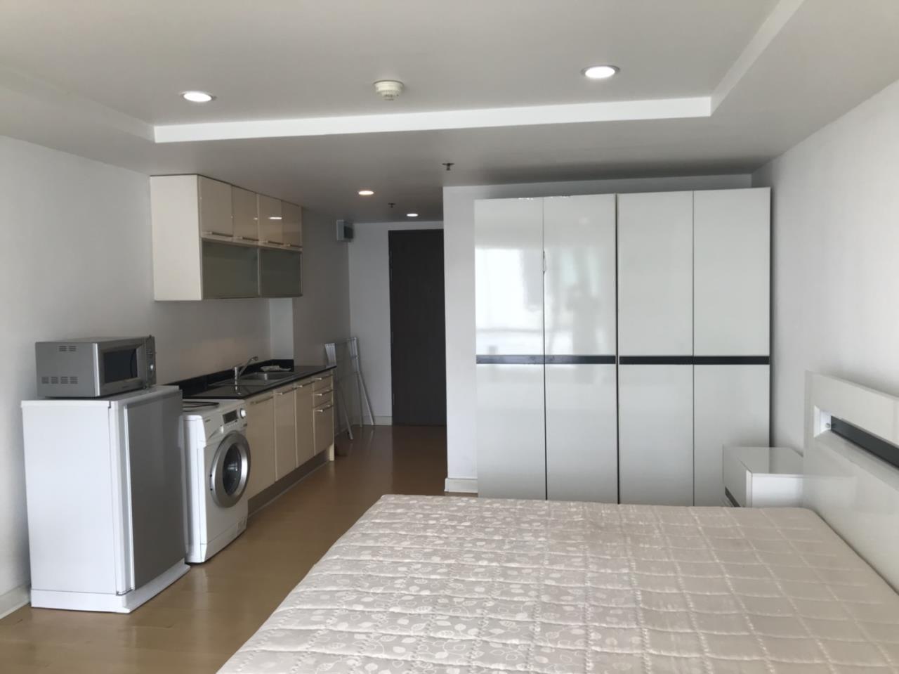 Quality Life Property Agency's The Trendy Sukhumvit 13 For Rent!!! / 1 Bedroom / 10 Floor 2