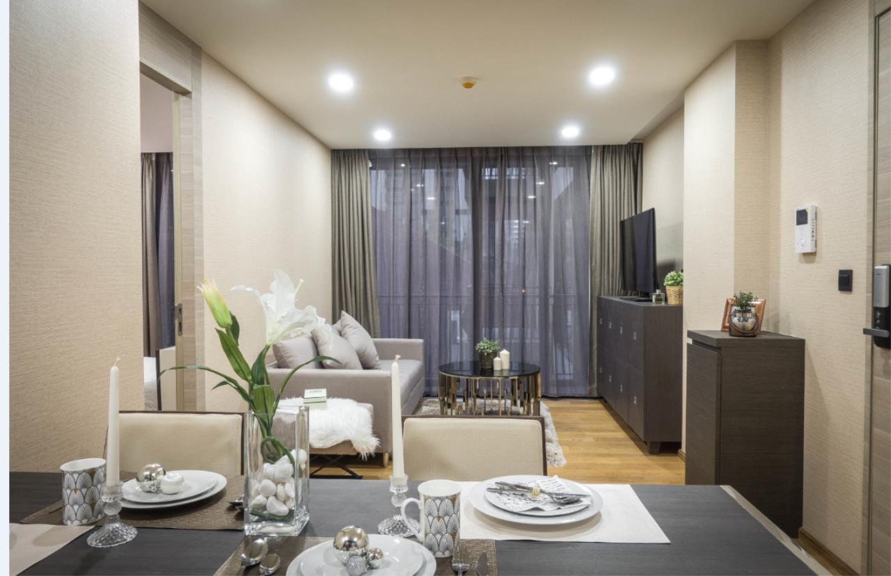 Quality Life Property Agency's FOR RENT!!! Klass Langsuan / 1 Bedroom / 5 Floor 1