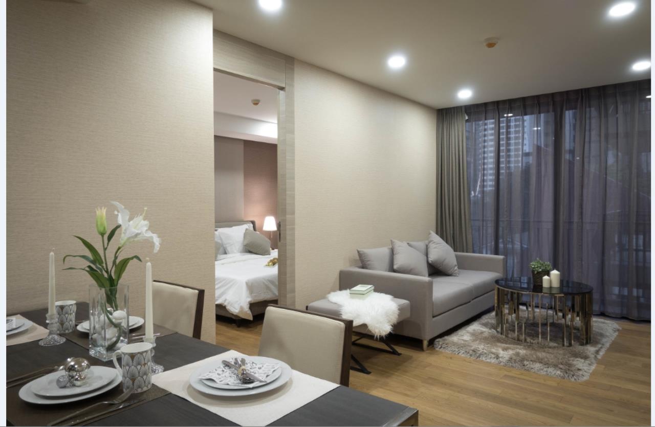 Quality Life Property Agency's FOR RENT!!! Klass Langsuan / 1 Bedroom / 5 Floor 2