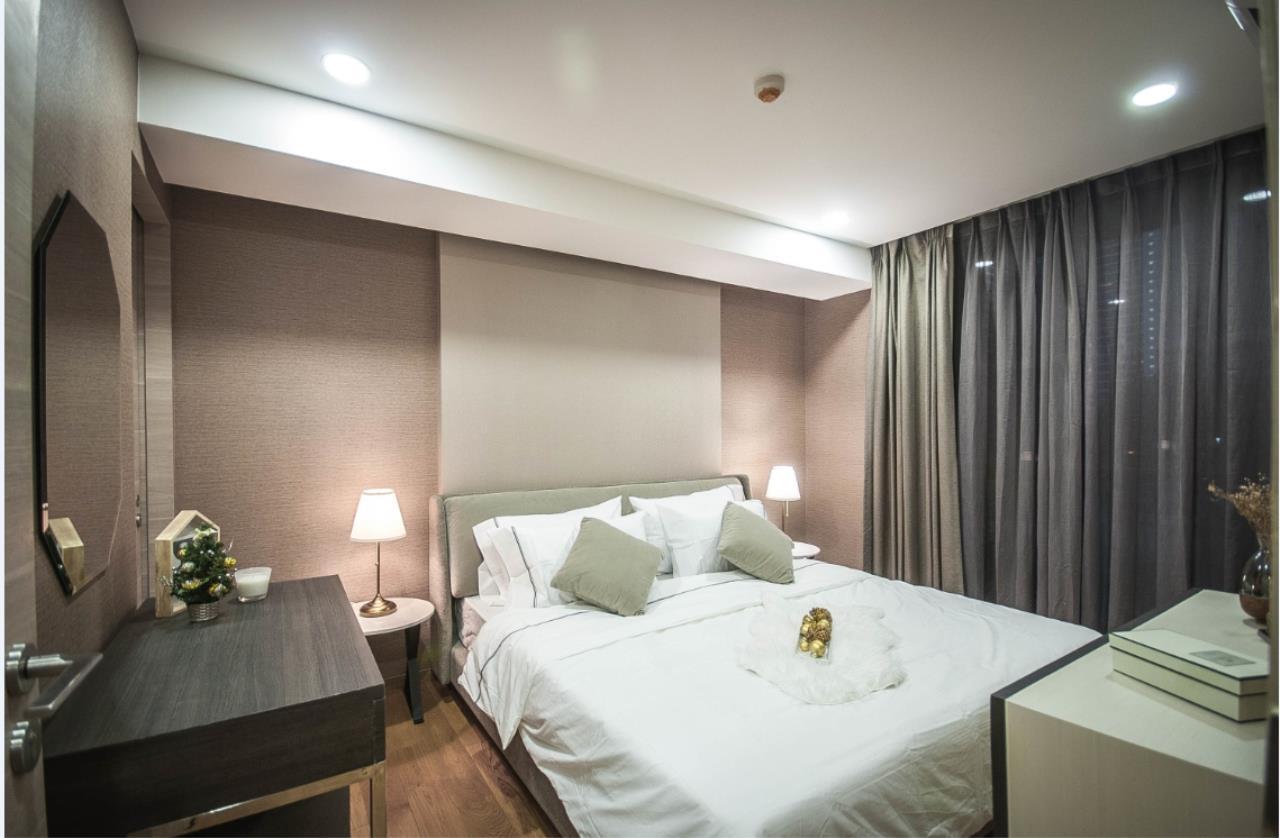 Quality Life Property Agency's FOR RENT!!! Klass Langsuan / 1 Bedroom / 5 Floor 4