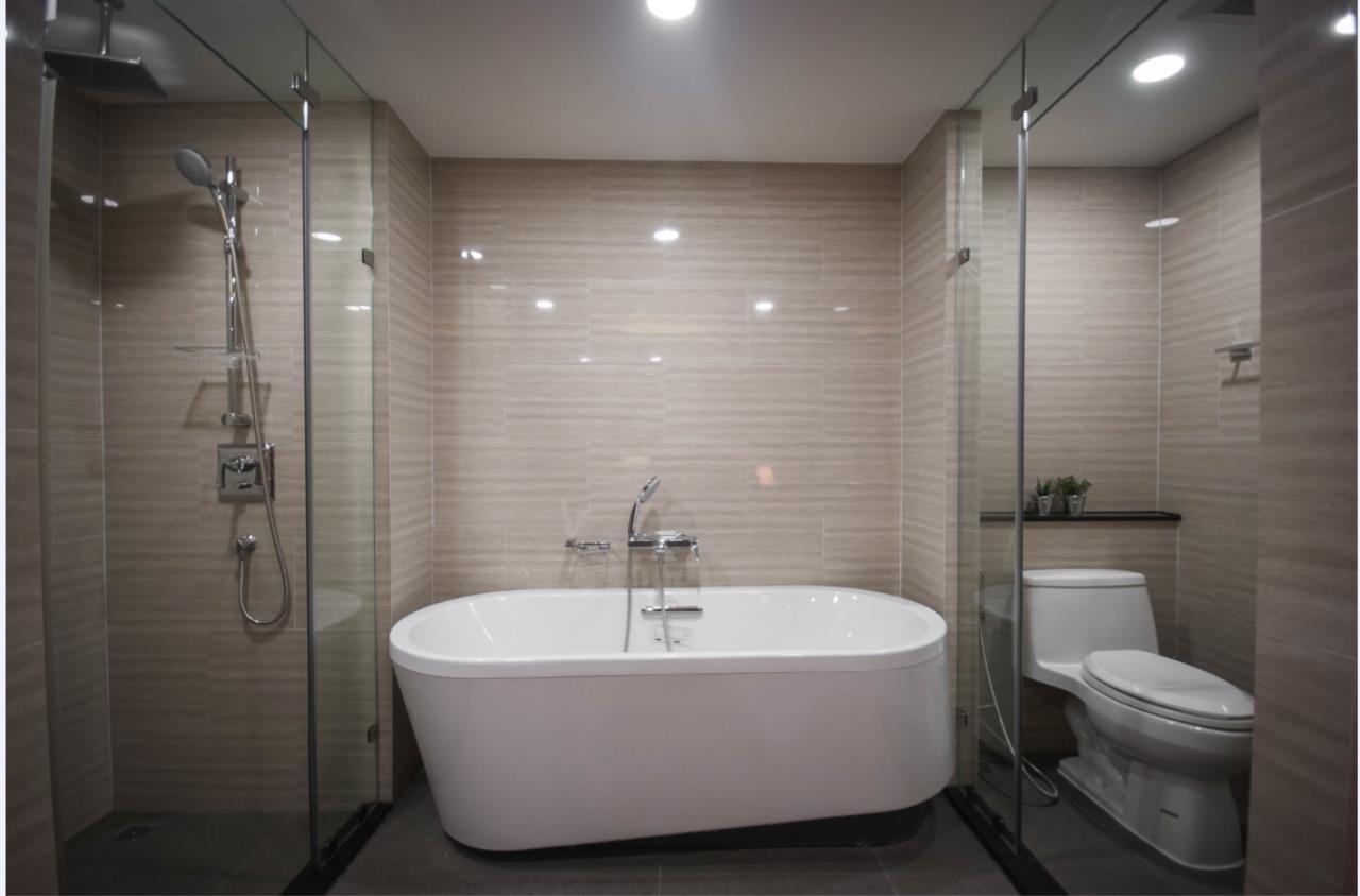 Quality Life Property Agency's FOR RENT!!! Klass Langsuan / 1 Bedroom / 5 Floor 7