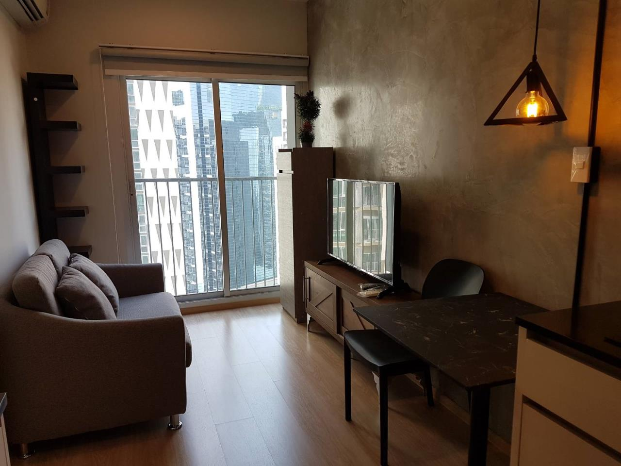 Quality Life Property Agency's Noble Revolve Ratchada (RENT) 11
