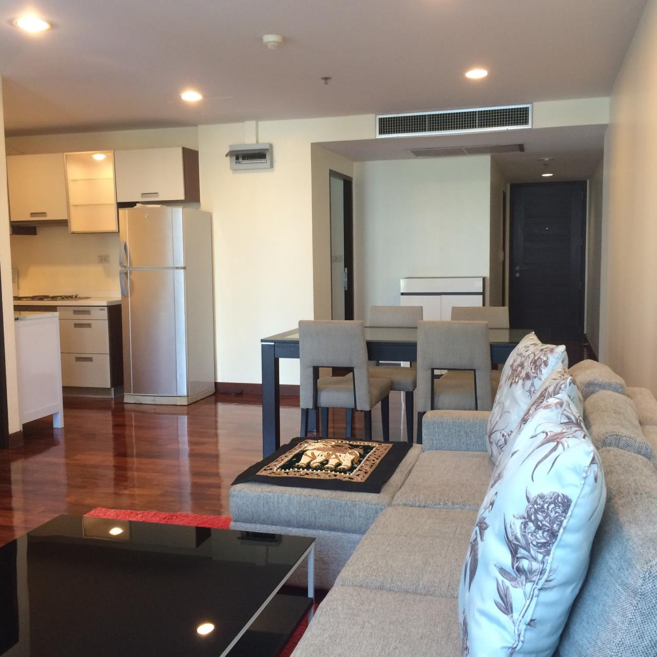 Quality Life Property Agency's 1-BEDROOM CONDO FOR RENT IN URBANA LANGSUAN 17 FOOR 2