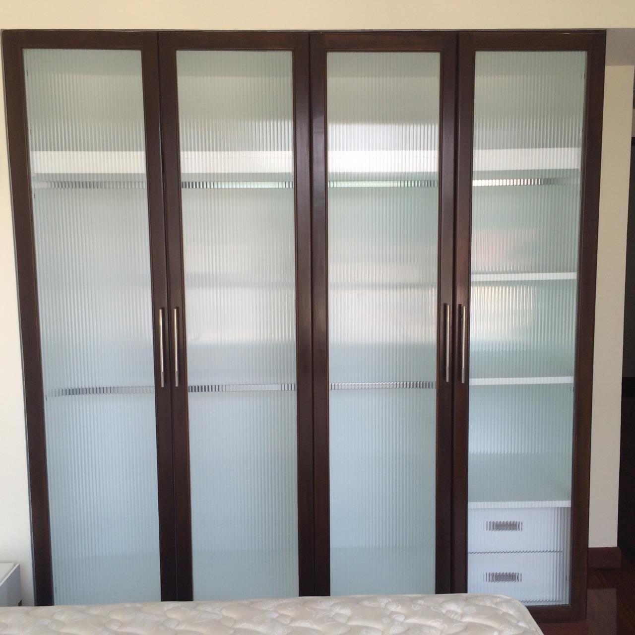 Quality Life Property Agency's 1-BEDROOM CONDO FOR RENT IN URBANA LANGSUAN 17 FOOR 6