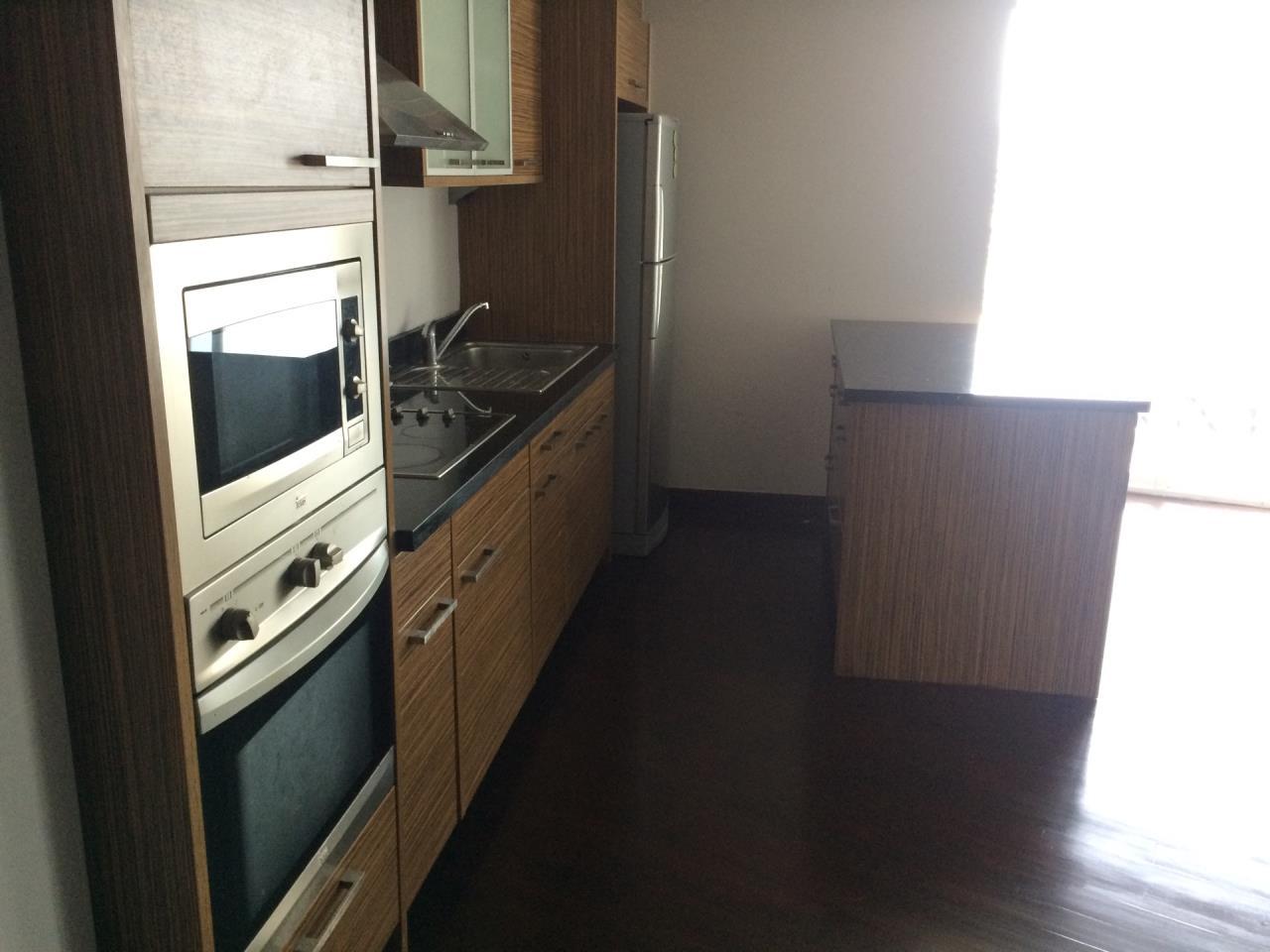 Quality Life Property Agency's 1-BEDROOM CONDO FOR RENT IN URBANA LANGSUAN 17 FOOR 8