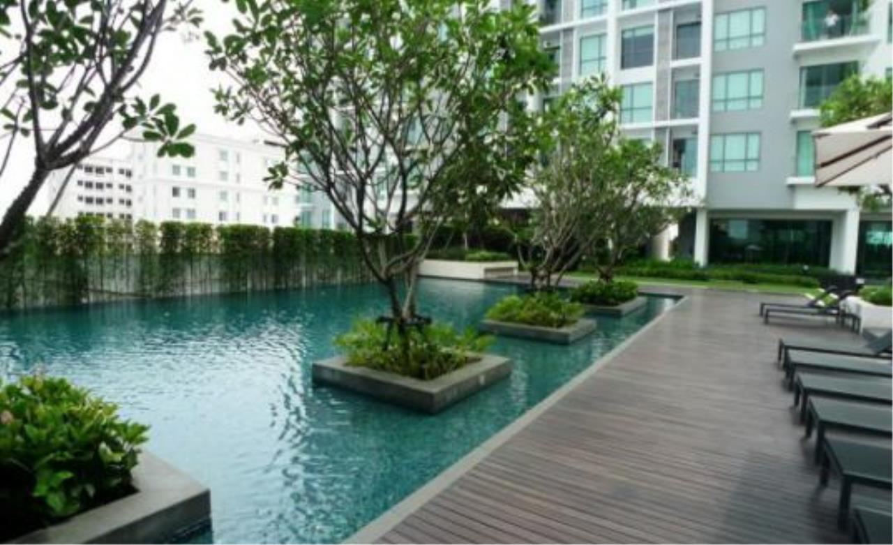 Quality Life Property Agency's RENT **** WITH TENANT ! THE ROOM SUKHUMVIT 62 | 1 BED 1 BATH | 45 SQ. M. 15 FOOR 1